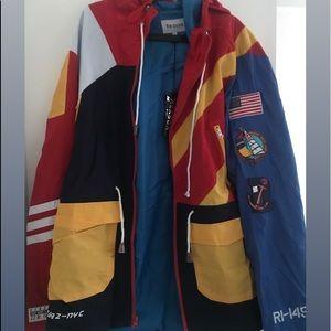 Men's windbreaker jacket NEW
